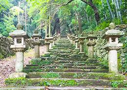 対馬藩主宗家の菩提寺「万松院」