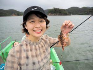 とても楽しい釣り体験!