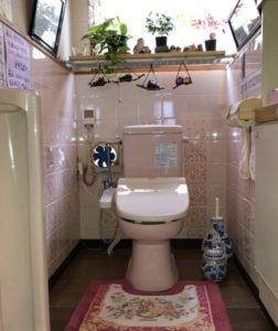 民泊なごみ トイレ